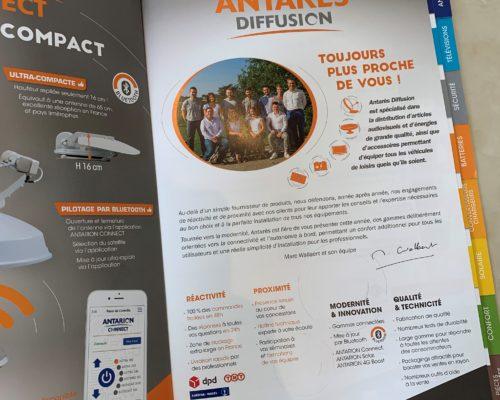 Catalogue produit distribution PME 38